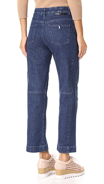 Stella McCartney Yara Denim Trousers