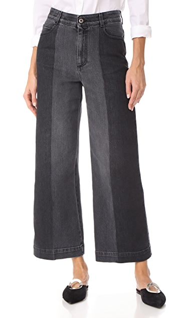 Stella McCartney Denim Culottes