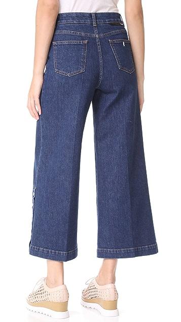 Stella McCartney Wide Leg Culottes