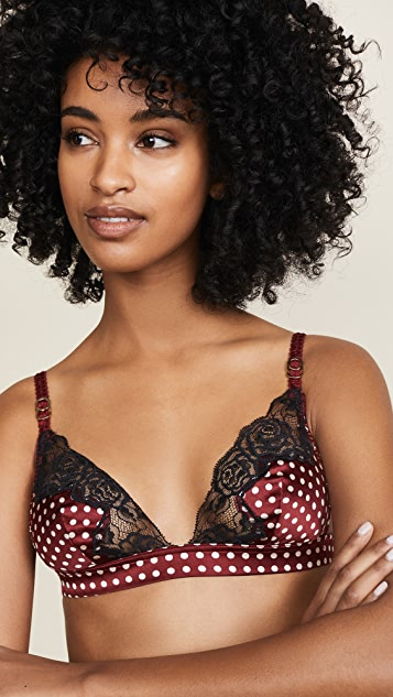 Stella McCartney Ellie Leaping Soft Cup Bra
