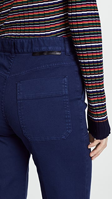 Stella McCartney Valeria Flare Jeans