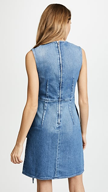 Stella McCartney Ciara Denim Mini Dress