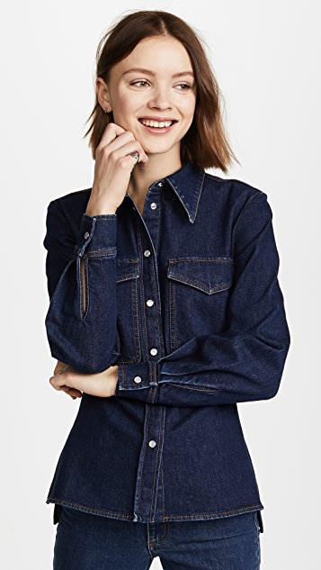 Stella McCartney Reina Button Down Shirt