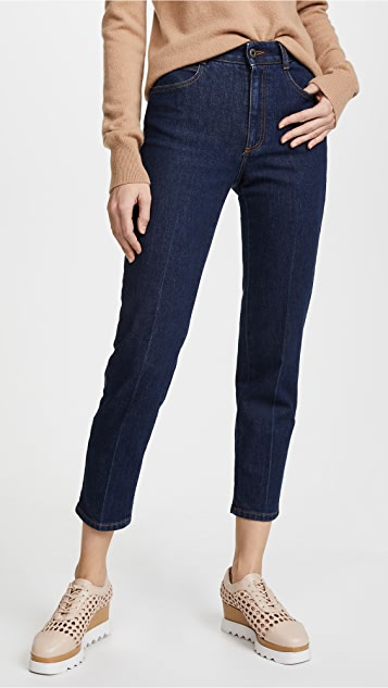 Stella McCartney The High Waist Skinny Jeans