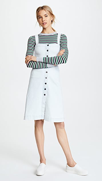 Stella McCartney Linda Denim Dress