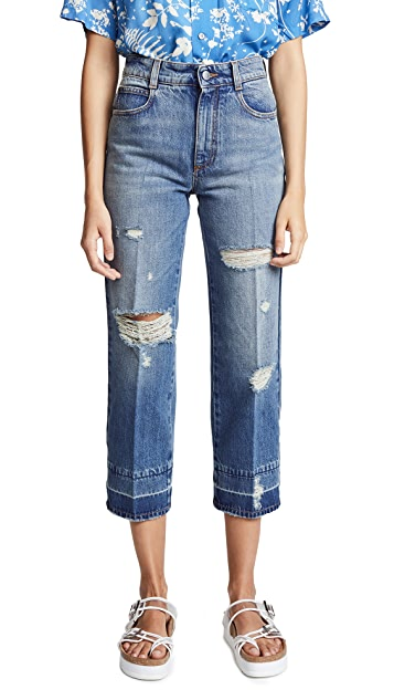 Stella McCartney Distressed Jeans
