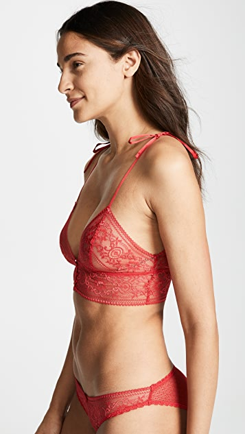 Stella McCartney Ophelia Whistling Soft Cup Bra