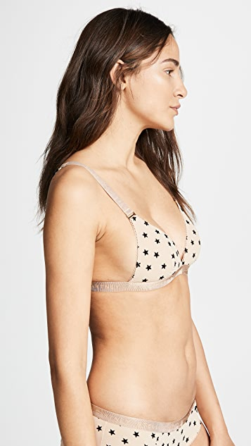 Stella McCartney Betty Twinkling Soft Cup Bra