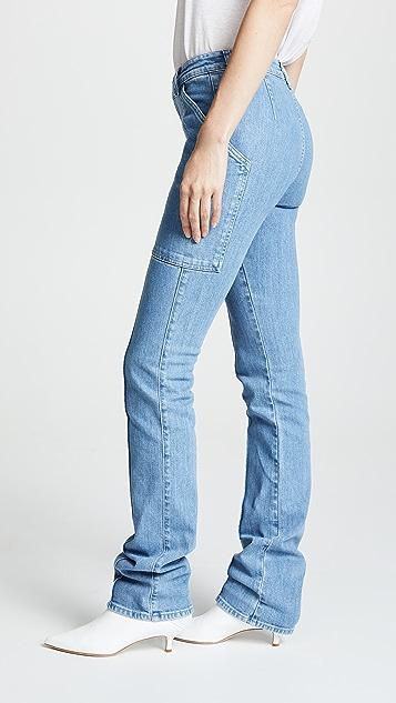 Stella McCartney Front Seam Jeans