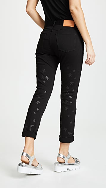 Stella McCartney The Skinny Boyfriend Jeans
