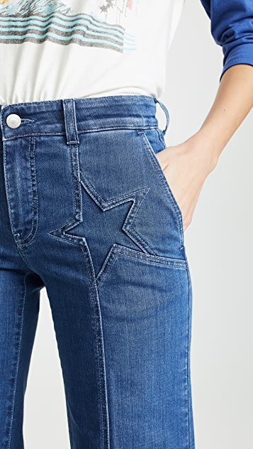 Stella McCartney Wide Leg Jeans
