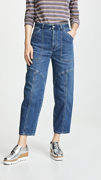 Stella McCartney Cargo Jeans