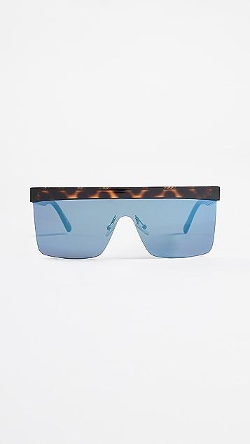 Stella McCartney Fallabella Shield Sunglasses