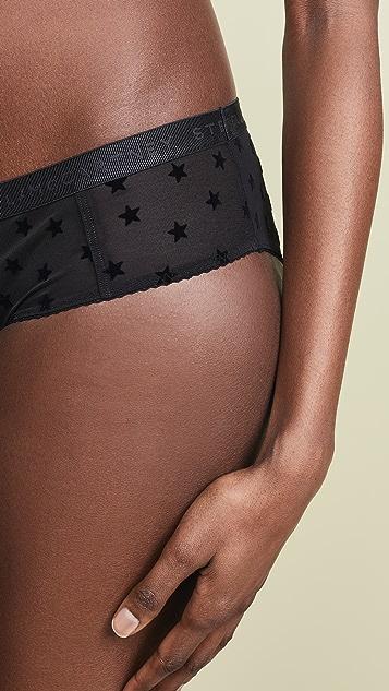 Stella McCartney Betty Twinkling Bikini Panties