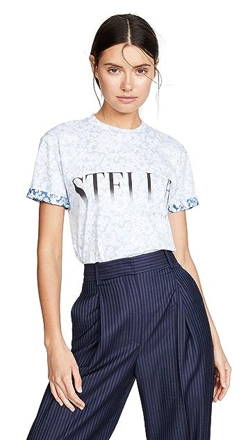 Stella McCartney Ditsy Rint T-Shirt