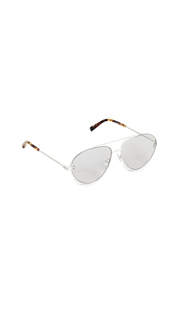 Stella McCartney Stella Essentials Aviators