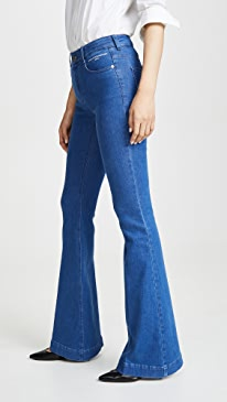 The 70's Flare Organic Eco Jeans