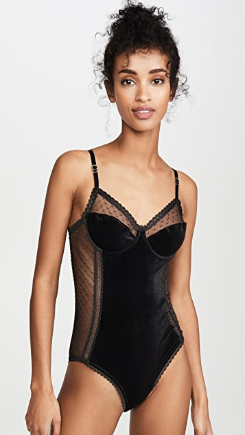 Stella Mccartney Suits Ally Indulging Bodysuit