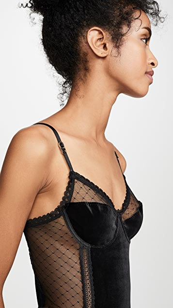 Stella McCartney Ally Indulging Bodysuit