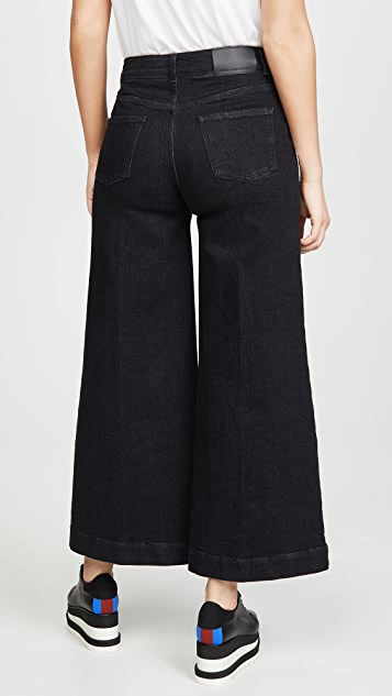 Stella McCartney Denim Organic Ext. Black Comf