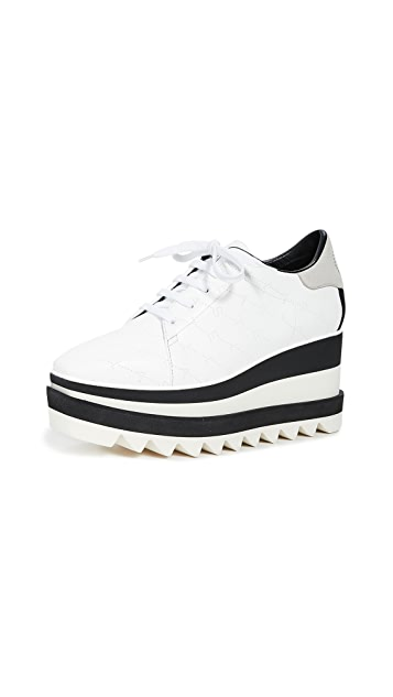 Stella McCartney Sneakelyse Lace Up Shoes