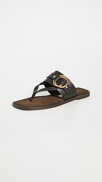 Stella McCartney 夹趾凉鞋