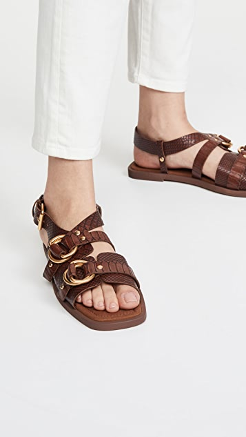 Stella McCartney Flat Sandals