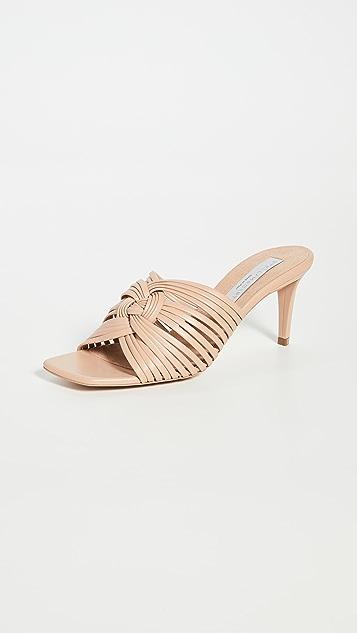 Stella McCartney 绑带穆勒鞋