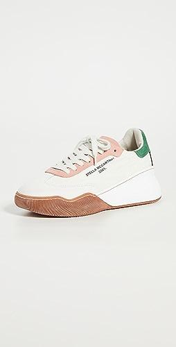 Stella McCartney - 环圈系带运动鞋
