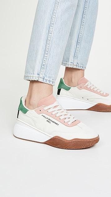 Stella McCartney 环圈系带运动鞋