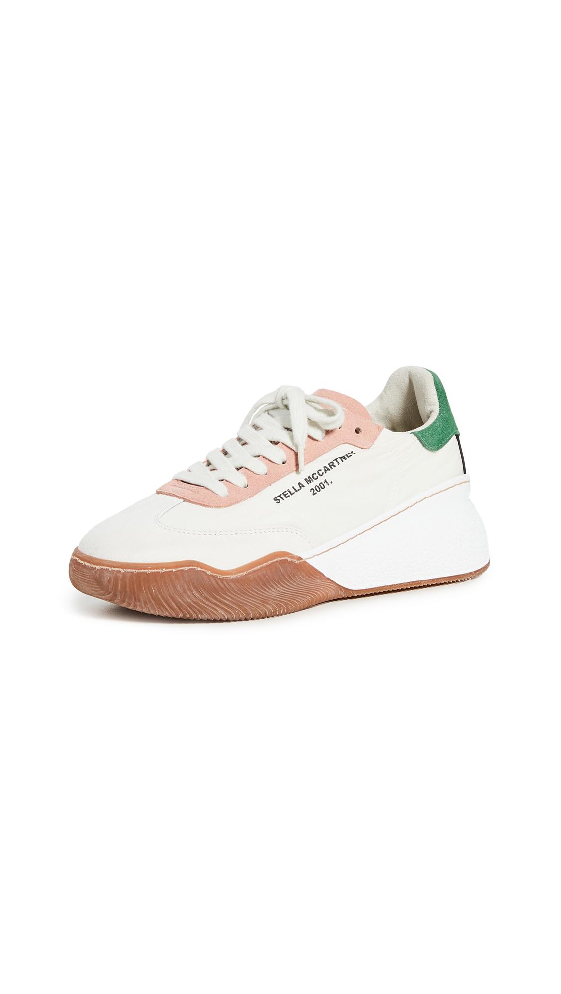 Stella McCartney Loop Lace Up Sneakers