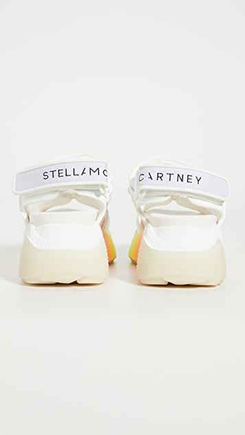 Stella McCartney 厚实凉鞋