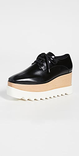 Stella McCartney - Elyse Lace Up Shoes
