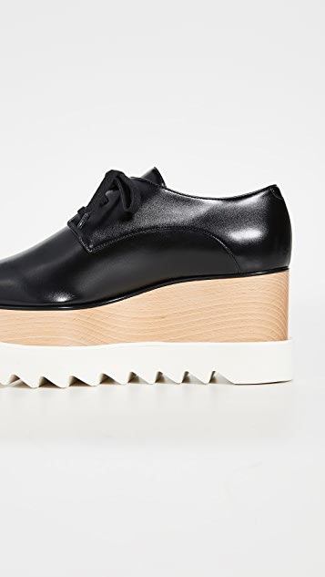 Stella McCartney Elyse Lace Up Shoes