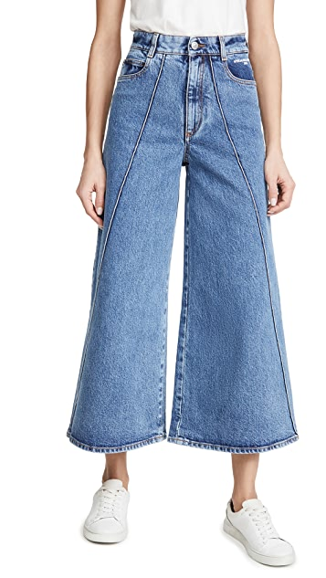 Stella McCartney Vintage Wash Trousers