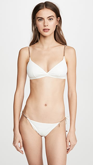 Stella McCartney Tie Side BIkini Bottoms