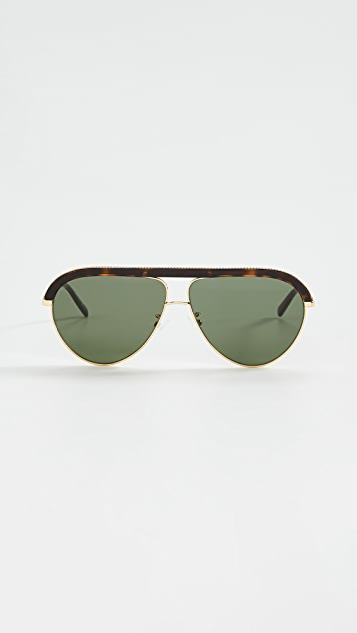 Stella McCartney Falabella Aviators