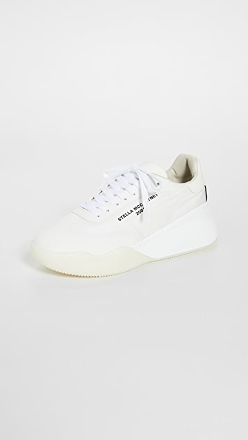 Stella McCartney Runner 环圈运动鞋