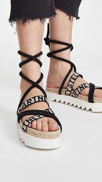 Stella McCartney Gaia 凉鞋