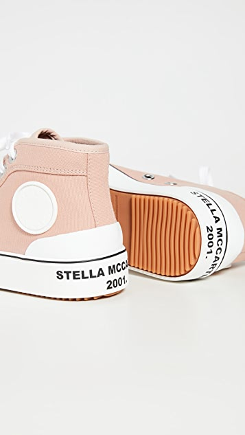 Stella McCartney 织物运动鞋 Futeni Funchi