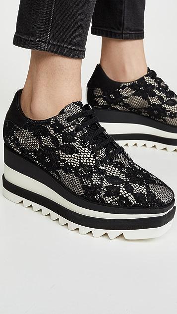 Stella McCartney Elyse Lace Up Shoes