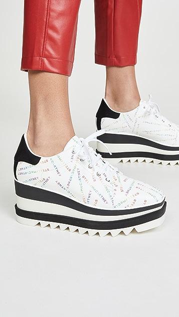 Stella McCartney Sneakelyse 系带运动鞋