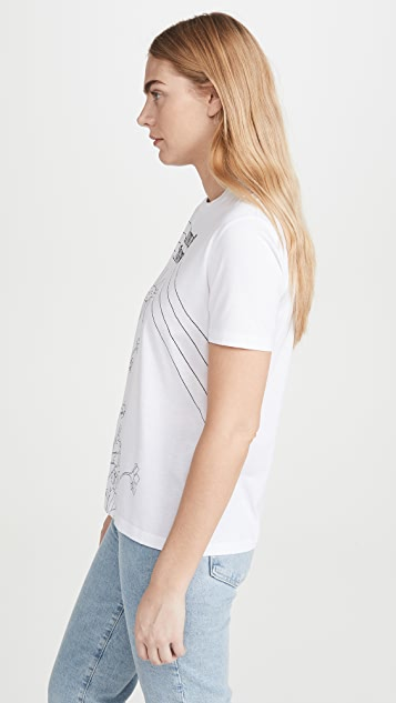 Stella McCartney Seekers of Tomorrow T 恤