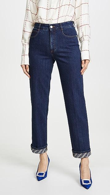 Stella Mccartney Pants Eco Trousers
