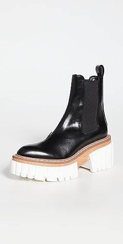Stella McCartney - Platform Chelsea Boots