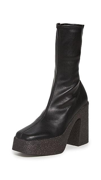 Stella McCartney Platform Stretch Boots