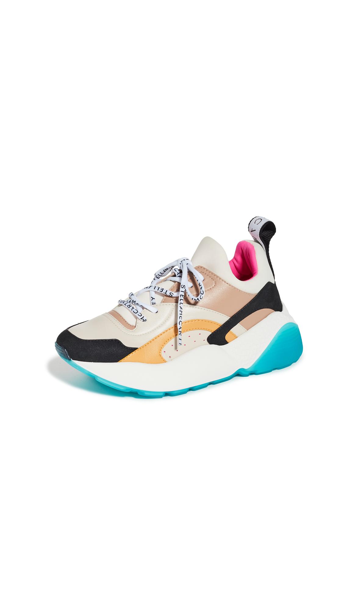 Stella McCartney Eclypse Lace Up Sneakers