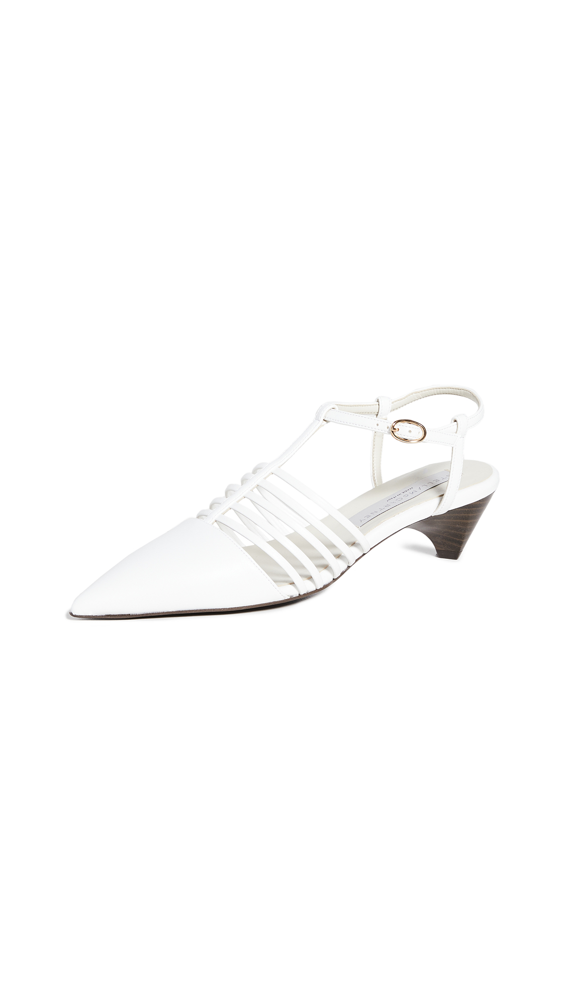 Stella McCartney Mid Heel Sandals