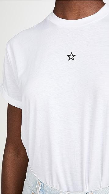 Stella McCartney 迷你星星 T 恤