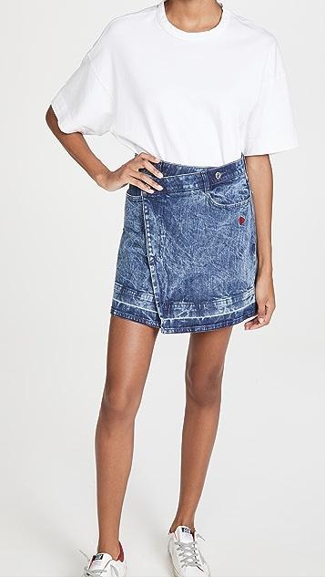 Stella McCartney Salt & Pepper Skirt